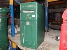 Cast Iron Post Boxes