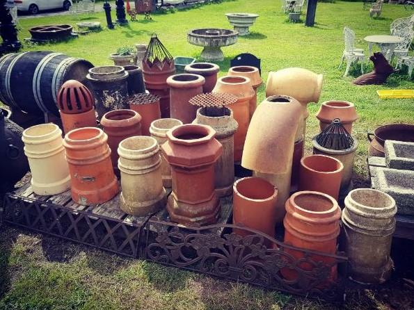Chimney Pots Selection