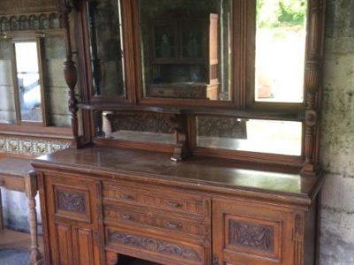 Waiter Station Cabinet