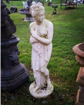 Lady Garden Statue