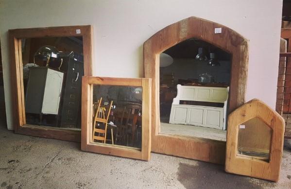 Timber Mirrors