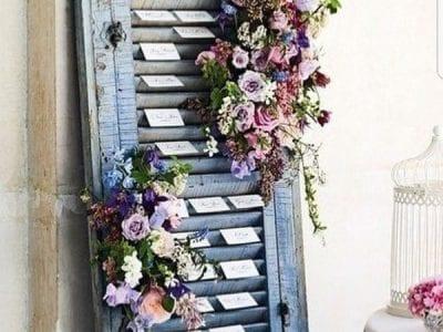 Wedding Shutters