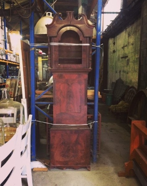 Grandfather Clock Case