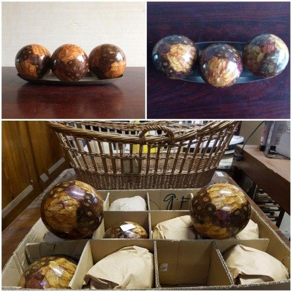 Laminate Balls