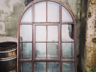Three Large Windows