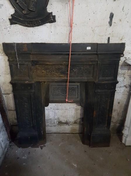 Black cast iron