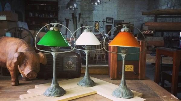 Hoop Table Lights