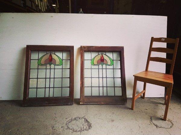 Leaded Glass Frames