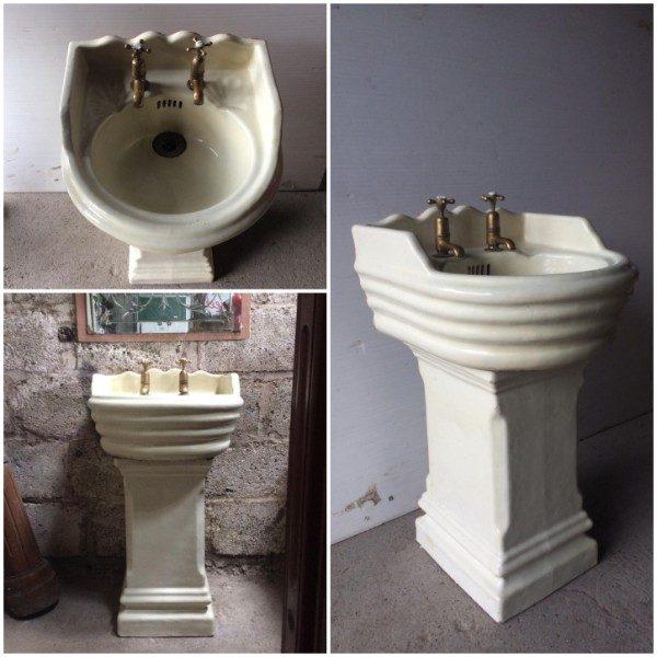 Porcelain Sink