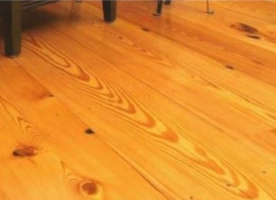 Flooring - Hondurus Pitch Pine
