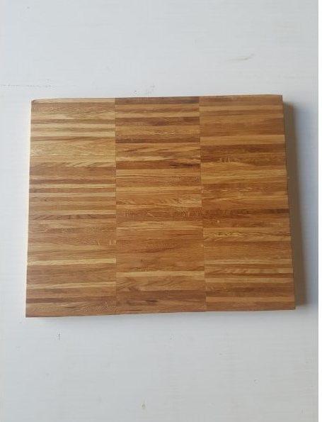 Flooring - Oak finger parquet light
