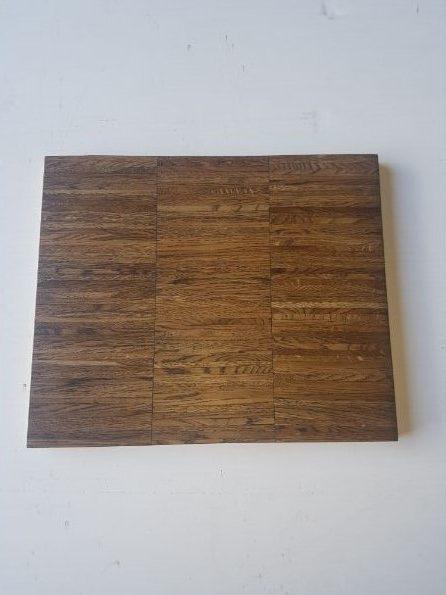 Flooring - Oak finger parquet medium