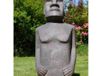 Easter Island Man