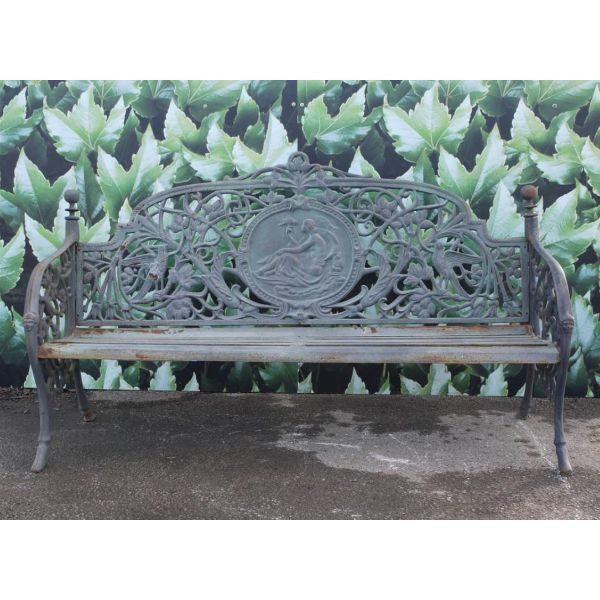 Large Lady bench