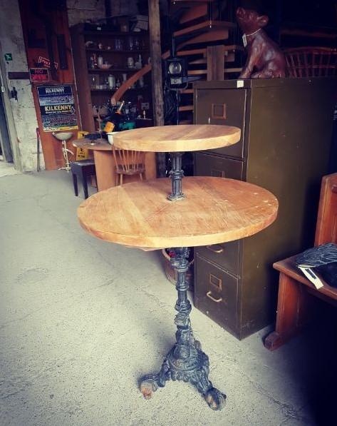 High bar table