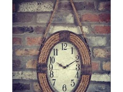 Rope Clock