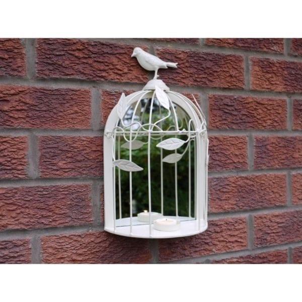 Bird Cage Mirror